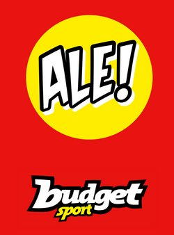 Budget Sport luettelo, ( Julkaistu eilen)