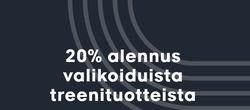Tarjouksia yritykseltä Stadium kaupungissa Helsinki lehtisiä