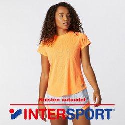 Intersport luettelo, ( 4 päivää jäljellä)