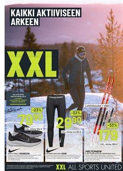 XXL -luettelo, Vantaa ( Vanhentunut )