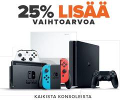 Tarjouksia yritykseltä GameStop kaupungissa Lahti lehtisiä