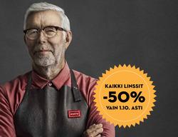 Tarjouksia yritykseltä Instrumentarium kaupungissa Helsinki lehtisiä
