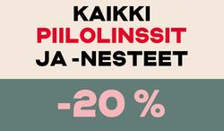 Instrumentarium -kuponki kaupungissa Tampere ( 3 päivää jäljellä )