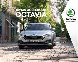 Autot ja Varaosat tarjoukset Škoda kuvastossa Kuopio ( Yli 30 päivää )
