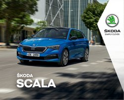 Tarjouksia yritykseltä Škoda kaupungissa Škoda lehtisiä ( Yli 30 päivää)