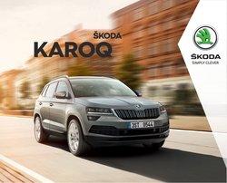 Tarjouksia yritykseltä Autot ja Varaosat kaupungissa Škoda lehtisiä ( Yli 30 päivää)