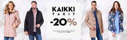 Tarjouksia yritykseltä Halonen kaupungissa Lahti lehtisiä