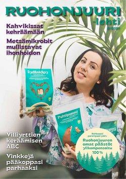 Tarjouksia yritykseltä Ruohonjuuri kaupungissa Ruohonjuuri lehtisiä ( 17 päivää jäljellä)