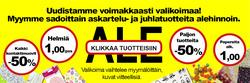 Tarjouksia yritykseltä Sinelli kaupungissa Tampere lehtisiä
