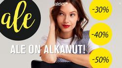 Tarjouksia yritykseltä Aleksi 13 kaupungissa Helsinki lehtisiä