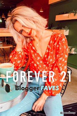 Tarjouksia yritykseltä Forever 21 kaupungissa Helsinki lehtisiä
