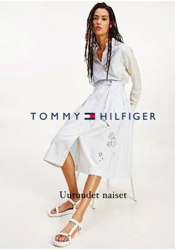 Tarjouksia yritykseltä Vaatteet ja Kengät kaupungissa Tommy Hilfiger lehtisiä ( Vanhenee tänään)