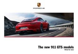 Tarjouksia yritykseltä Porsche kaupungissa Porsche lehtisiä ( 30 päivää jäljellä)