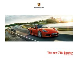 Tarjouksia yritykseltä Porsche kaupungissa Porsche lehtisiä ( Yli 30 päivää)