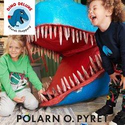 Tarjouksia yritykseltä Lelut ja Vauvat kaupungissa Polarn o. Pyret lehtisiä ( Julkaistu tänään)