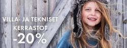 Tarjouksia yritykseltä Polarn o. Pyret kaupungissa Helsinki lehtisiä