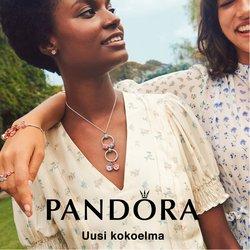 Tarjouksia yritykseltä Pandora kaupungissa Pandora lehtisiä ( Vanhentunut)