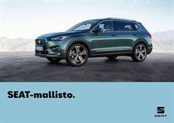 Autot ja Varaosat tarjoukset SEAT kuvastossa Hämeenlinna