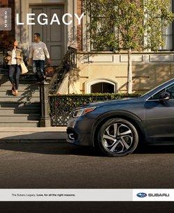Tarjouksia yritykseltä Subaru kaupungissa Subaru lehtisiä ( Yli 30 päivää)