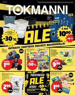 Tokmanni -luettelo, Tampere ( Vanhentunut )