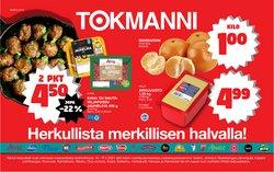 Tokmanni -luettelo, Kuopio ( Vanhentunut )