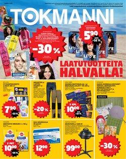 Tokmanni -luettelo, Espoo ( Vanhentunut )