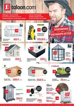 Rautakauppa tarjoukset Taloon.com kuvastossa Iisalmi ( 11 päivää jäljellä )