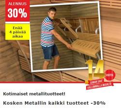Tarjouksia yritykseltä Taloon.com kaupungissa Helsinki lehtisiä