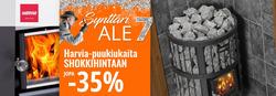 Tarjouksia yritykseltä Netrauta.fi kaupungissa Helsinki lehtisiä