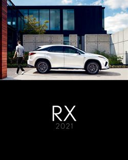 Tarjouksia yritykseltä Lexus kaupungissa Lexus lehtisiä ( Yli 30 päivää)
