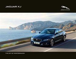 Tarjouksia yritykseltä Jaguar kaupungissa Helsinki lehtisiä