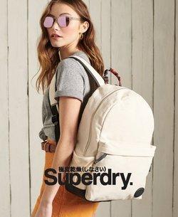 Tarjouksia yritykseltä Superdry kaupungissa Superdry lehtisiä ( Yli 30 päivää)