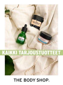 Kosmetiikka ja Kauneus tarjoukset The Body Shop kuvastossa Järvenpää ( 13 päivää jäljellä )