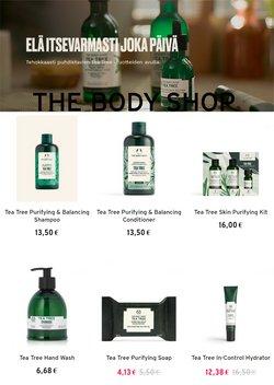 The Body Shop luettelo, ( Vanhentunut)
