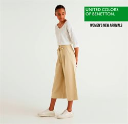 Tarjouksia yritykseltä United Colors of Benetton kaupungissa United Colors of Benetton lehtisiä ( Vanhentunut)