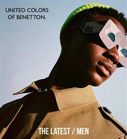 Tarjouksia yritykseltä Vaatteet ja Kengät kaupungissa United Colors of Benetton lehtisiä ( 8 päivää jäljellä)
