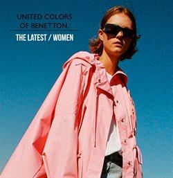 Tarjouksia yritykseltä United Colors of Benetton kaupungissa United Colors of Benetton lehtisiä ( 14 päivää jäljellä)