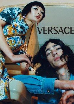 Tarjouksia yritykseltä Versace kaupungissa Versace lehtisiä ( 10 päivää jäljellä)