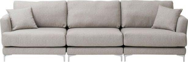 Andango 3-istuttava sohva -tarjous hintaan 1449€