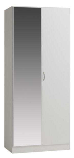 Doorit Basic komero (2-osainen) -tarjous hintaan 99€