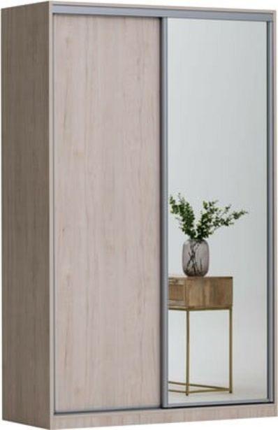 Doorit liukuovikomero 150x45cm, tammi runko, levyovi tammi + peiliovi -tarjous hintaan 640€