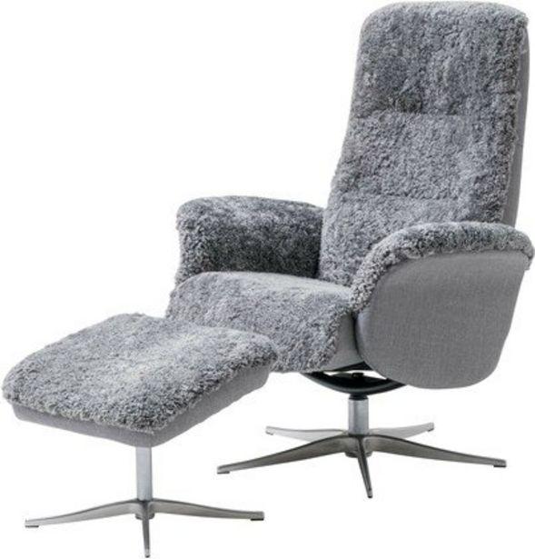 Bergen nojatuoli mekanismilla -tarjous hintaan 995€