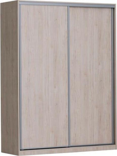 Doorit liukuovikomero 180x62cm, tammi runko, levyovet tammi -tarjous hintaan 749€