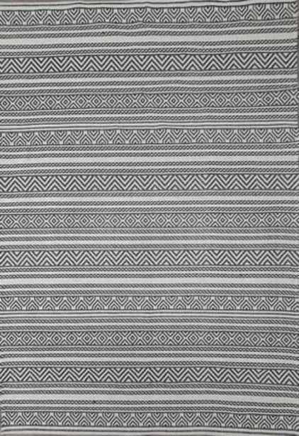 Milan matto 190x290 cm musta/valkoinen -tarjous hintaan 129€