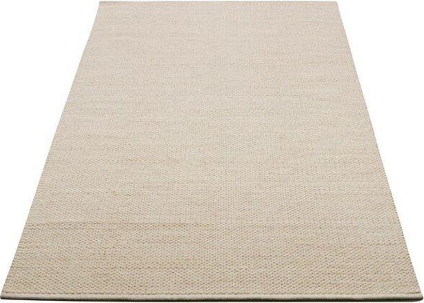 Aava matto 160x230 cm valkoine -tarjous hintaan 159€