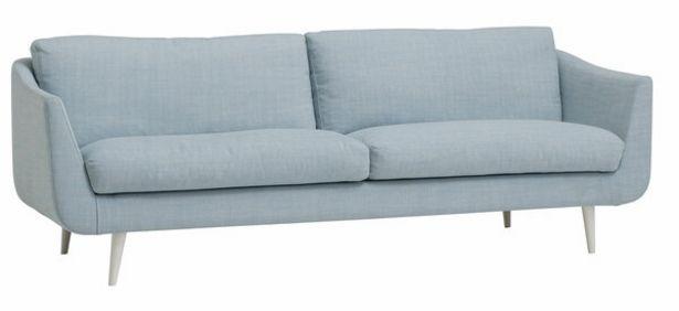 Hietsu 3-istuttava sohva -tarjous hintaan 1500€