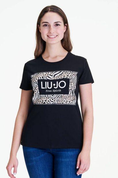 Liu Jo t-paita Moda M/C -tarjous hintaan 29,5€