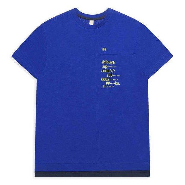 Esprit t-paita RQ1006612F -tarjous hintaan 10€
