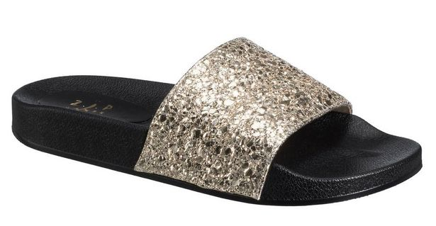 Zip Shoes sandaalit 3001L-1 Glitter -tarjous hintaan 15€