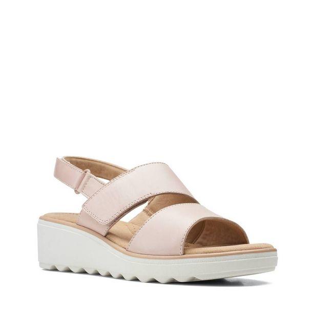 Clarks sandaalit Jillian Pearl -tarjous hintaan 62,93€